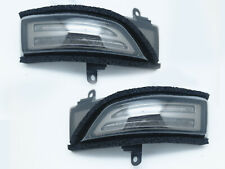 2in1 LED Side Mirrors Sequential Turn Signal LED Light For Subaru Levorg Legacy