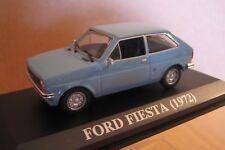 FORD FIESTA AZUL BLUE 1976 1/43 ALTAYA