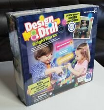 Educational Insights Design Power Drill 3+ kids toy mosaic toddlers game