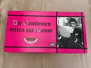 Schmidt Spiele Die Gentlemen bitten zur Kasse - Unvollständig - als Ersatzteile