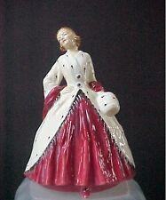 "Royal Doulton Figuriine Ermine Coat HN 1981   6-3/4"" tall    Mint Condition"