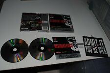 RESIDENT EVIL 2 PLAYSTATION ONE (PS1) COMPLETE PAL RARE