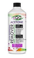 Salon Professional Acetone Acrylic False Nail Remover Gel Polish Remover 500ML