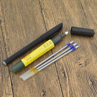 1 set Leather Mark Silver Painting Cleaning Cleaning Pen +  Refill Pen Tools