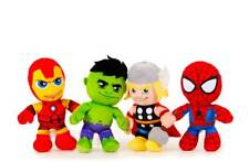 "Marvel Superhero 8"" Chunky Plush Soft Toy Hulk 22788 Age 0-up"