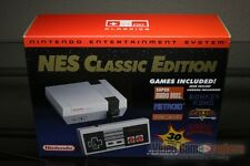Nintendo NES Classic Edition Game System Console - NEW! - EXCELLENT!