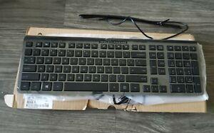 NEW Hewlett Packard KU-1228 Black USB Keyboard