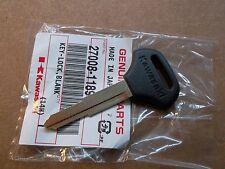 New OEM Kawasaki Key Blank Ninja ZX6R ZX6RR ZX12R ZRX 1100 1200 ZZR1200 ZR7S