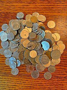 Brazilian Coin Grab Bag - 1 3/4 lbs. coins 1960-2005