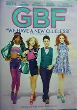 Gbf (Gay Best Friend)(2013)Megan Mullally Natasha Lyonne Rebecca Gayheart Sealed