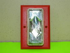 EDWARDS EST 202-7A-T INDOOR OUTDOOR FIRE ALARM STROBE MS-7AR 2440S-15/75
