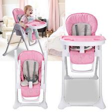 Babystuhl Zusammenklappbar Kinderstuhl Verstellbar Baby Hochstuhl