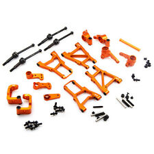 Yeah Orange aluminium essential conversion kit for HPI Sprint 2 1:10 RC car.2