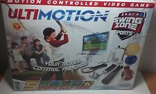 Jakks Pacific Ultimotion Swing Zone sports Motion controlled video Game
