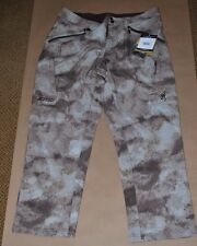 Browning Hell's Canyon Speed Backcountry Hunting Pants A-TACS AU - Mens Sz 40