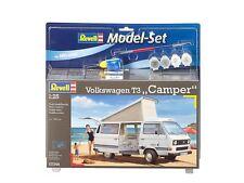 "Revell - Volkswagen T3 ""Camping-car"" 1:25 Set Modèle - REV67344"