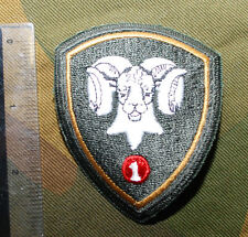 CANADIAN FORCES ARMY GARRISON 1 CANADIAN MECH BRIGADE  BADGE BUY 1 GET 1 FREE
