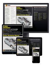 Ford Mondeo Petrol & Diesel (Apr 2007-2014) 07 to 64 Haynes Online Manual