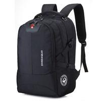 Swiss Army Knife Shoulder Bag Men's Backpack Women Casual Travel Bag Laptop Bag