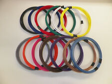 18 GXL HIGH TEMP AUTOMOTIVE WIRE 13 SOLID COLORS 25 FEET EACH 325 FEET TOTAL