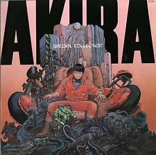 AKIRA Special Collection Laser Disc LD NTSC Japan Import
