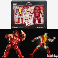 MARVEL LEGENDS 80TH ANNIVERSARY  JUGGERNAUT AND COLOSSUS 2-PACK