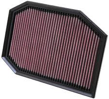 K&N 33-2970 High Flow Air Filter for BMW BMW 530I 3.0 2011-2013