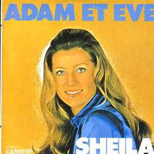 CD Single SHEILAAdam et Eve 2-TRACK CARD SLEEVE