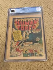 New ListingAll Winners Comics 1 Cgc Blue Label (Timely Mega Key- 1941!) + magnet