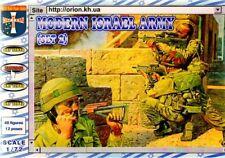 Orion 1/72 Modern Israeli Army (set 2) # 72040
