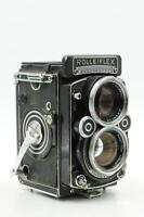 Rolleiflex 2.8F TLR Twin Lens Reflex Camera w/Zeiss Planar 80 f/2.8-F #824