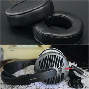 Sheepskin Leather Memory Foam Ear Pads For Sennheiser HD540 Series Headphones
