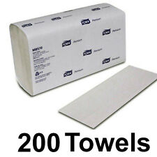 Hand Paper Towels Tork Zig Zag 2ply 200 White H3 - single
