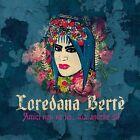 LOREDANA BERTE' - AMICI NON NE HO MA AMICHE SI' - 2LP BLACK VINYL - COPY # 0333