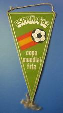 Calcio bandiera Pennant Bandierina 1982 Copa Mundial Coppa del Mondo FIFA Spagna
