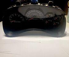 Speedometer Instrument Cluster Dash Panel Gauges 06 Trailblazer Ext 121,515
