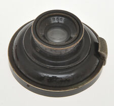 Carl Zeiss rare lens Spezial Anastigmat 5cm 50mm for Magniphot enlarger 1936