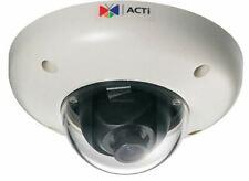 Acm 3701 Acti Ip Dome Camera Indooroutdoor 1 Mega Pixel F36f18 Lens Poe