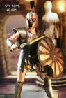 SYY TOYS NO.001 1/6 Greek Warrior Male Soldier Collectible Action Figure Doll