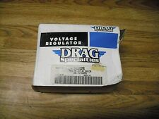 DRAG SPECIALTIES P/N DS-313028 HARLEY DAVIDSON BLACK VOLT REG FITS 78-81 XL