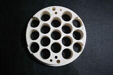 Sorvall Heraeus Centrifuge Bucket Insert (17 TUBE)  White (UK)