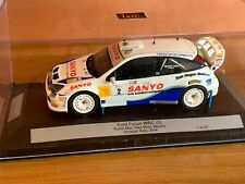 IXO RALLY 1/43 CODE 3 FORD FOCUS WRC03 AUSTIN MACHALE DONEGAL 2004 LIMITED