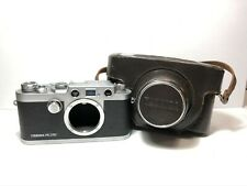 *Mint* Yashica Ye L39 Leica Screw Mount Rangefinder 35mm Film Camera From Japan