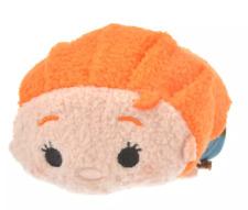 Disney Plush doll TSUM TSUM Merida (S) Reversible Pixar Character Japan NEW