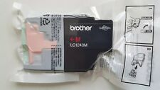 LC1240 GENUINE BROTHER INK CARTRIDGE -  MAGENTA - LC-1240
