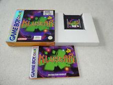 Klustar Game Boy Color Spiel komplett mit OVP und Anleitung