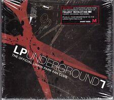 LINKIN PARK LP Underground 7 Fan Club CD T-Shirt Sticker Shoelaces & More