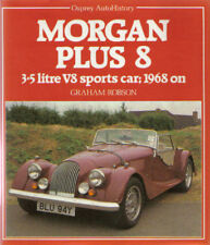 Morgan Plus 8 3.5 litre V8 Sports Car 1968 on - Heritage Chassis Body Specs. +