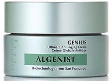 Algenist  GENIUS ULTIMATE ANTI-AGING CREAM~ HUGE 2oz  ALWAYS NEW ~BOXED!