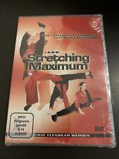 Maximum Stretching DVD Neu